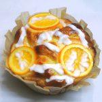 オレンジの爽やかな酸味が紅茶と合う「ブリオッシュ・オランジュ」